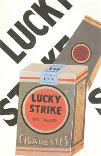 lucky strike by guerta nemenowa