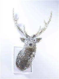 pixcell-deer#7 by kohei nawa