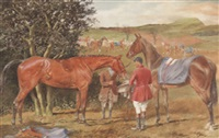 changing horses by george algernon fothergill