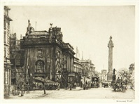 duke of york's column by francis h. dodd