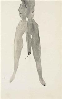 etude pour l'élévation (study) by léon spilliaert