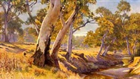 collingrove creek by walter follen bishop