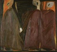 three singing women by ha tri hieu