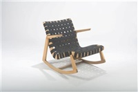 rocking chair by ralph rapson