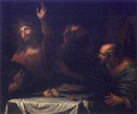 les pèlerins d'emmaüs by gioacchino assereto