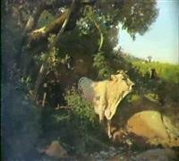 al bosco by pietro senno