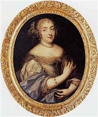 portrait de madame sévigné (?) by ferdinand elle