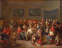 le banquet de noce by matheus van helmont