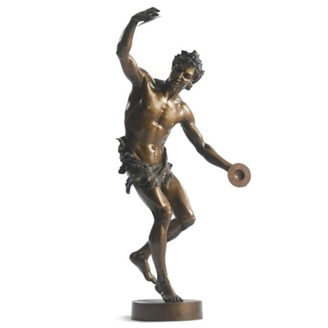 dancing faun by edmund klotz