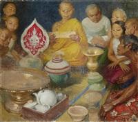 ceremony, thailand by cleto luzzi
