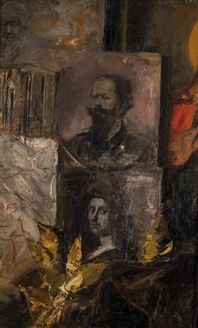 studi vari per dipinti by antonio mancini