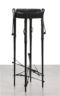object d'art stand by albert paley
