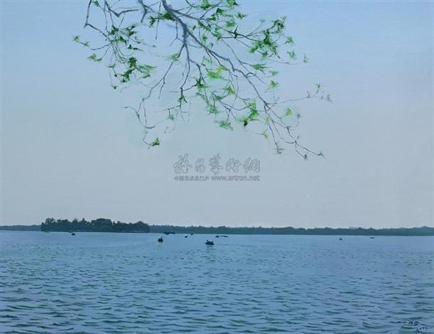 landscape by ye henggui