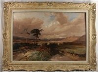 landscape by clarence roe