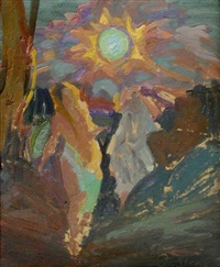 sunrise by aleksanders sträls