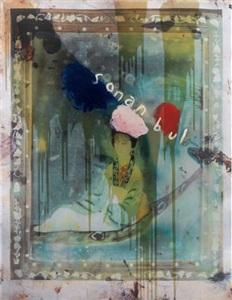 artwork by julian schnabel