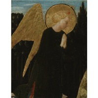praying angel by andrea da firenze (giusto manzini)