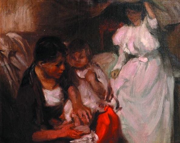 maternité by marguerita pillini