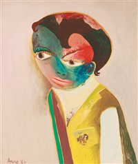 boy with a frog in his pocket (phillip mora) by anne marie hall