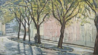 lower baggot street by kitty wilmer o'brien