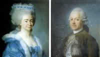 portrait présumé de louis de brillemont by simon bernard le noir