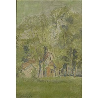 untitled by julian alden weir