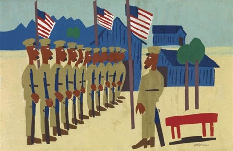 training for war by william henry johnson