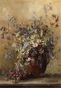 wiesenblumenstrauß by camilla göbl-wahl