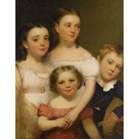 the artist's children by chester harding
