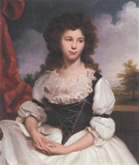 portrait of a lady by james earl