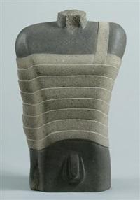 male torso by raúl valdivieso