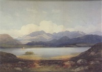 upper lough corrib by george drummond fish