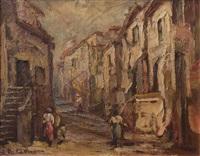 calle de pueblo by enzo doméstico kabregu