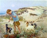 four kids by bertha menzler peyton