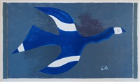 vol de nuit by georges braque