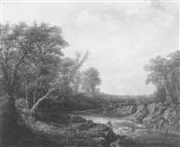river landscape by paul ritter