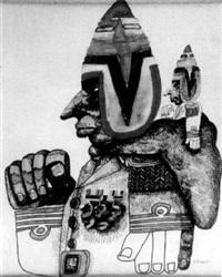 indio peruano by hermenegildo sabat