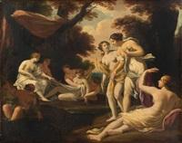 diane et callisto by michel dorigny