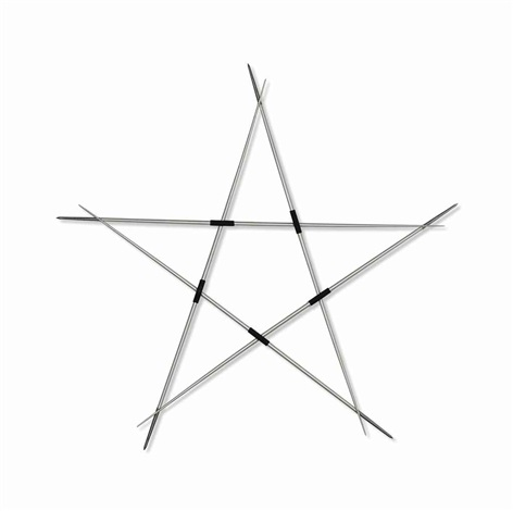 stella di giavellotti by gilberto zorio