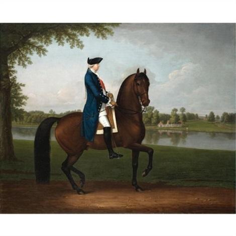 portrait of prince william augustus duke of cumberland by david morier