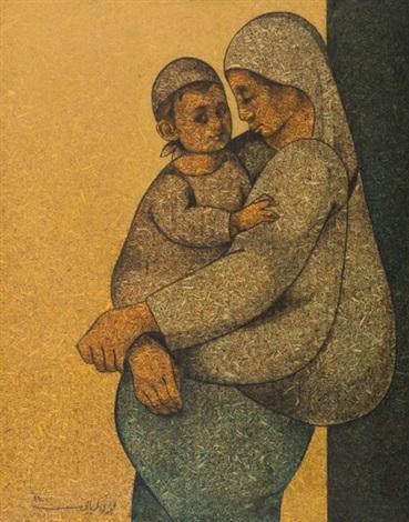 motherhood by louay kayyali
