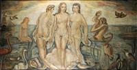 la naissance de vénus by jean vervisch