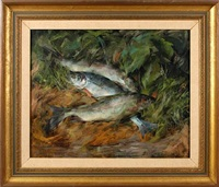 trout by leonard appelbee