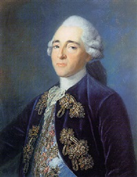 portrait de beaumarchais by joseph boze