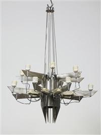 weaner blut chandelier by volker albus