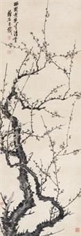 墨梅 by qian zai