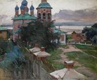 murom by abram efimovich arkhipov
