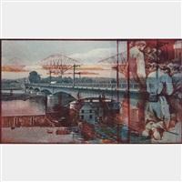 paris postcards: #11 vichy by barbara astman
