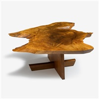 minguren i coffee table by george nakashima