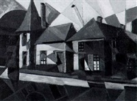 le chateau by jeanne rij-rousseau